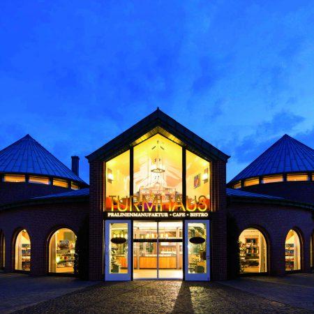 Gastronomie Beleuchtung Robers Turmhaus